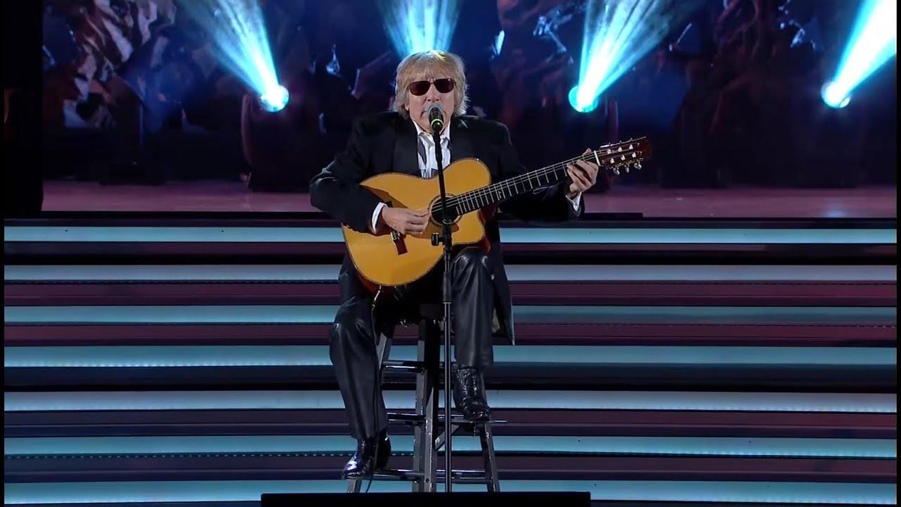 Vatican Christmas Concert unites José Feliciano, Anastacia and