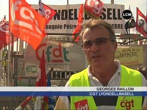 LyondellBasell: Les Salariés Prolongent La Grève