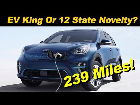 2019 Kia Niro EV | The Mainstream EV To Watch