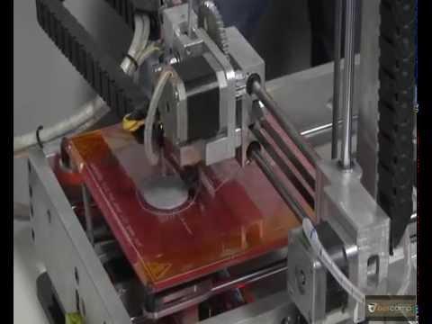 Barcamp Bangalore Spring 2014: Make your own 3D printer