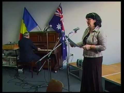 Todica -  De ZIUA NATIONALA 2012, in Melbourne - Ep 1