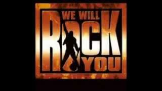 We will rock you - Techno