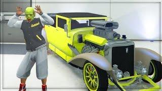 GTA 5 HALLOWEEN DLC ONLINE GAMEPLAY - Cars, Masks, Weapons & Gameplay Review! (GTA V DLC)