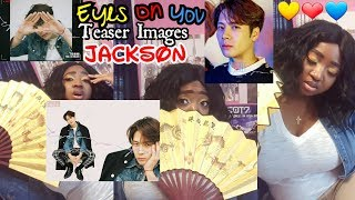 Baixar GOT7 - Eyes On You Jackson Teaser Image Reaction