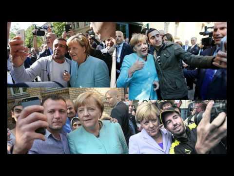Savage Caller Explains Why Merkel Floods Germany with Muslim Migrants
