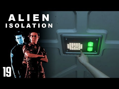 Alien Isolation - Pushing Zach's Buttons - Part 19