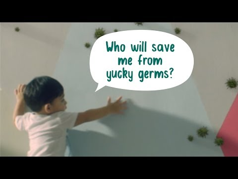 Nippon Paint Child Wellness Range – You're My Superhero - Fu