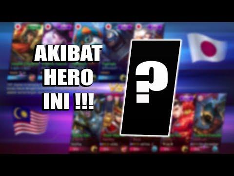 Akibat Hero ini !!! MALAYSIA VS JAPAN National Arena Contest