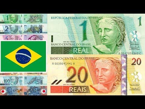 Brazilian Moneys Reals