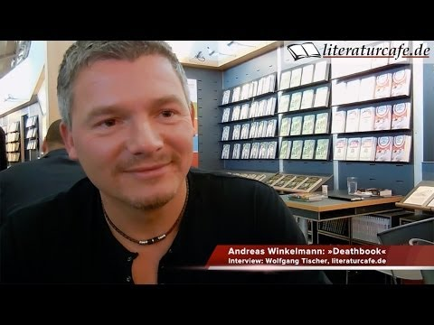 Deathbook: Andreas Winkelmann über den interaktiven Serienthriller