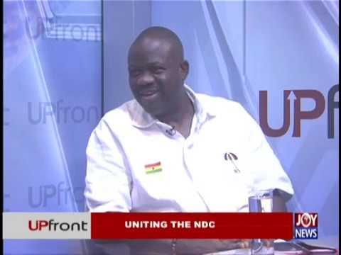 Uniting the NDC – Upfront on JoyNews (21-11-18)
