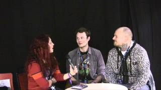 Druganaut interview @ Hard Rock Hell 2013