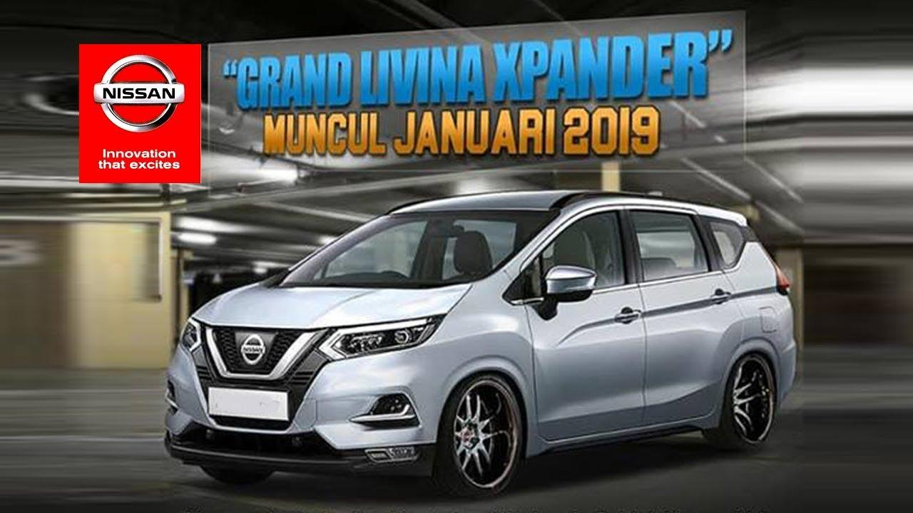 Gambar Grand Livina Tahun 2018 Modifikasi Mobil