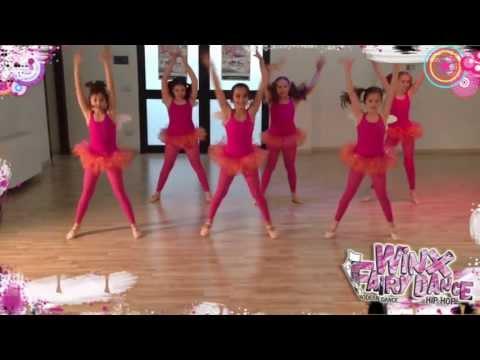 Concorso Winx Fairy Dance - Danza & Danza Academy