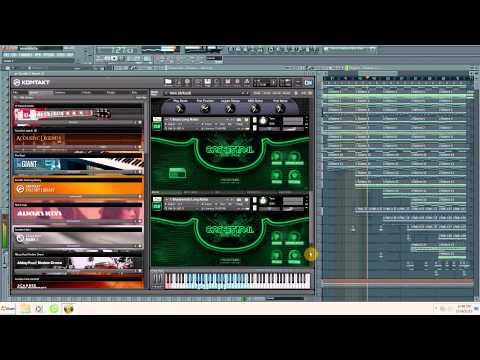 Interstellar Main Theme OST - Orchestra - Rock/Metal Instrumental Cover/Remix FL Studio
