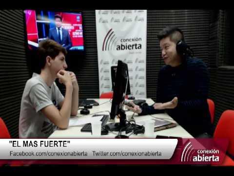 """Yu Sheng Liao """"EL MAS FUERTE 03-02-17"""" Radio Conexion Abierta"""