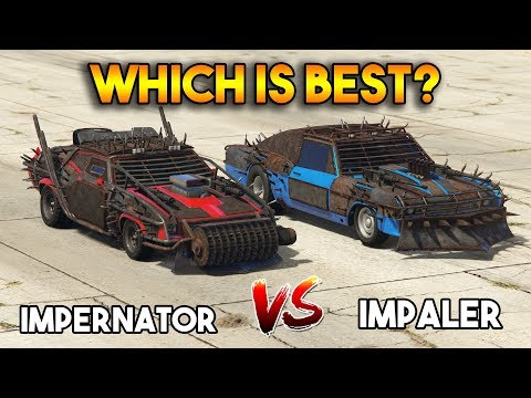 GTA 5 ONLINE : IMPERATOR VS IMPALER (WHICH IS BEST?)