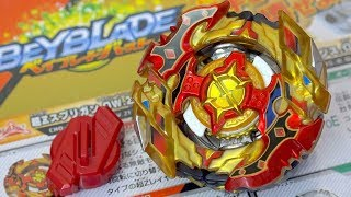 CHO-Z SPRIGGAN .0W.Zt' & Cho-Z Customise Set Unboxing & Review! - Beyblade Burst Super Z/Turbo