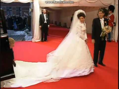 Joachim and Alexandra´s Royal Wedding 1995 - Part 1