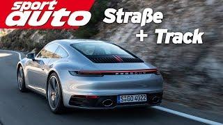 Porsche 911 (992) Carrera S | First Drive / Erste Fahrt | sport auto