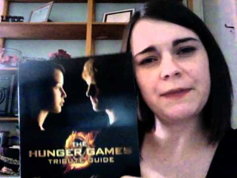 Holland Book Talk - Hunger Games Tribute Guide