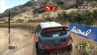 WRC 5 FIA World Rally Championship - Xion Rally Argentina - Gameplay Compilation [1080p60FPS]