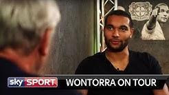 ''Wontorra on Tour'' mit Jonathan Tah: Ganze Sendung