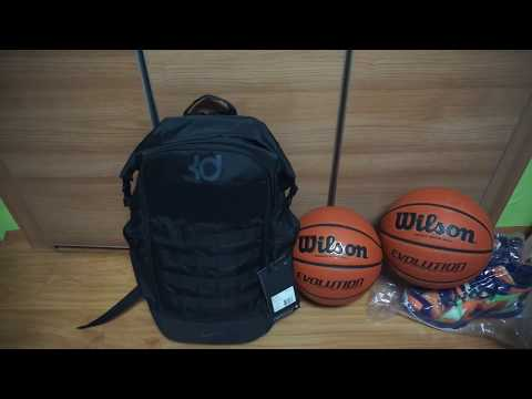 67b479a49653 Nike KD Trey 5 Backpack Review - YouTube