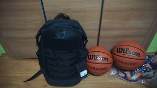 Nike KD Trey 5 Backpack Review