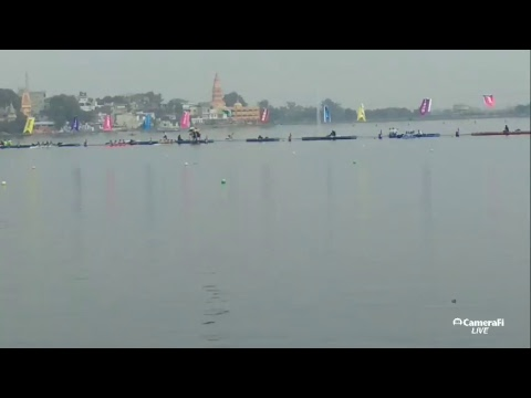 Live Kayaking & Canoeing 200 meter Race | 28th National Canoe Sprint Championship 2018 .