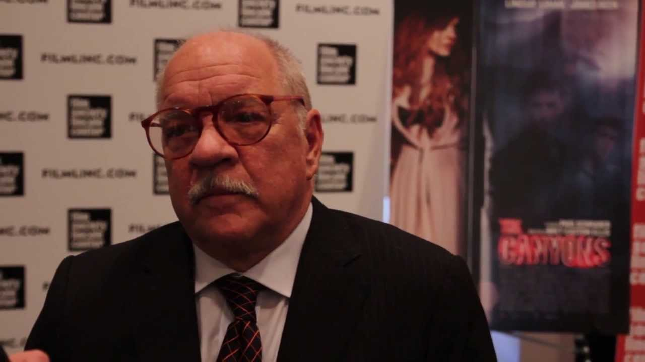 The Canyons World Premiere: Paul Schrader