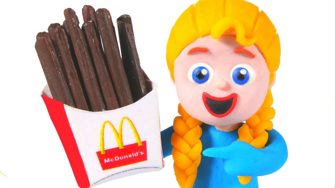 Have You Tried Chocolate French Fries 😱😱😱😱