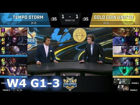 Tempo Storm vs