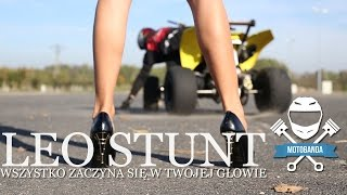 EXTREME Quad Stunt Riding | ATV Freestyle Stunts. Suzuki LTZ 400 LTR 450 motobanda