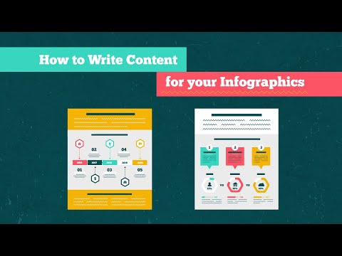 How to Write Content for Your Infographics