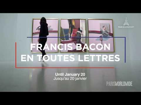 Paris Worldwide : coup de cur pour l'expo Bacon à Beaubourg