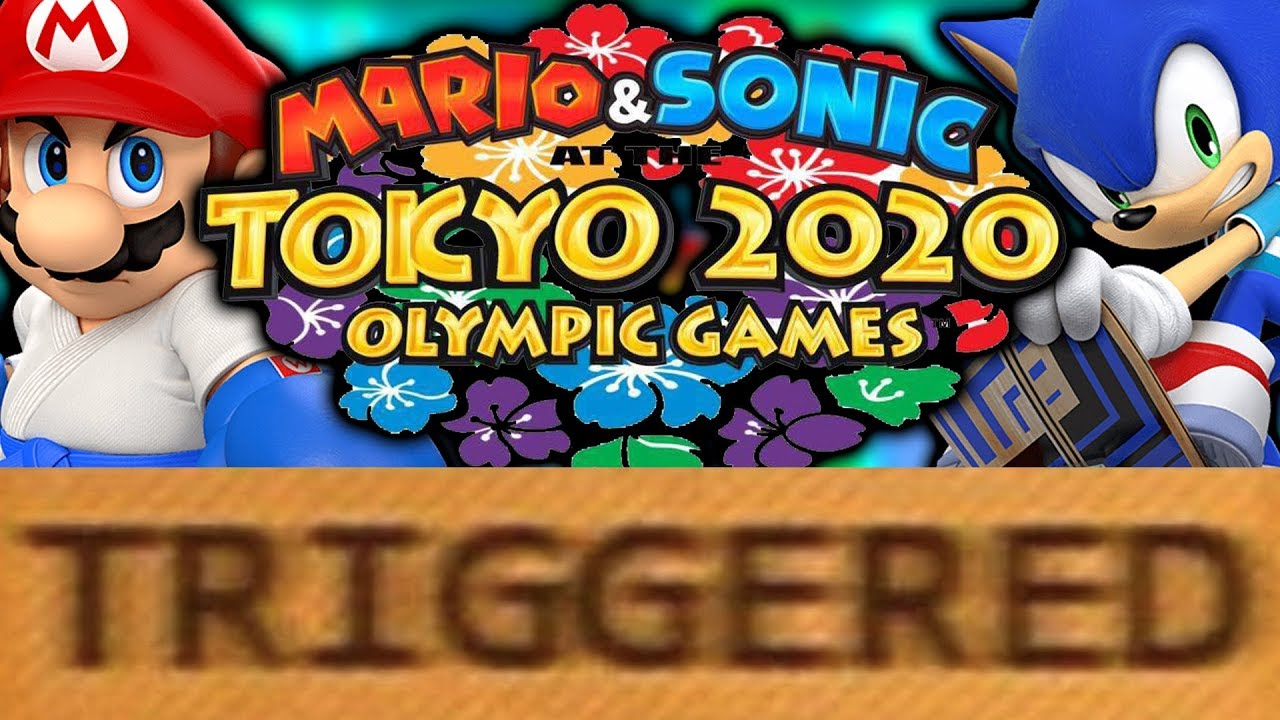 How Mario and Sonic at the Tokyo 2020 Olympic Games TRIGGERS You!