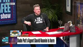 The Pat McAfee Show | Wednesday, January 22nd