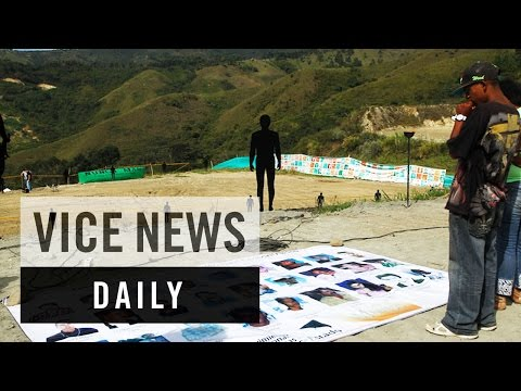 VICE News Daily: Colombia's Largest Mass Grave Unearthed