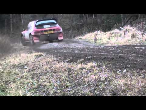 Sound of The Peugeot Cosworth: Part 1