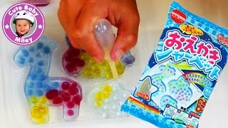 Meigum Puchi Puchi - japanische Süßigkeiten zum selbst herstellen DIY - Kinderkanal