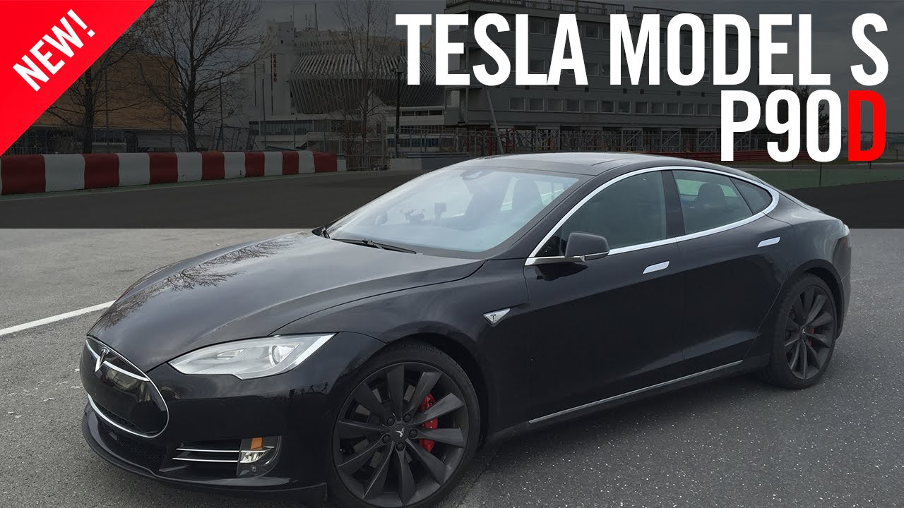 Tesla Model S P90D Road Trip 750 Miles In A Day First Drive