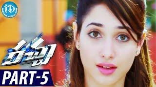 Racha movie part 5/12 - ram charan teja, tamannaah