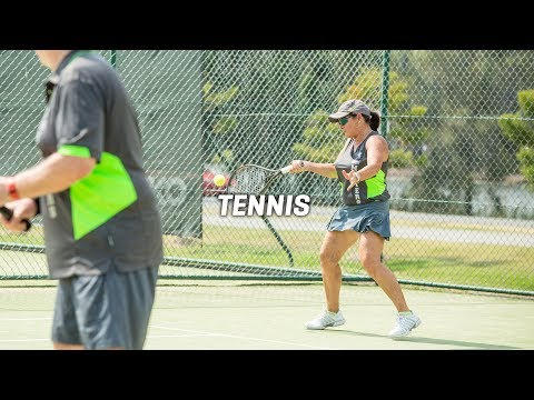 2018 Pan Pacific Masters Games | Tennis