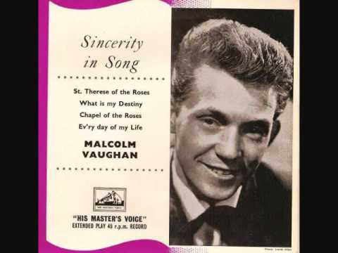 Malcolm Vaughan - Ev'ry Day of My Life (1955)