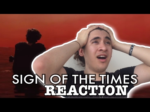 Harry Styles - Sign of the Times REACTION • Gera Husseim