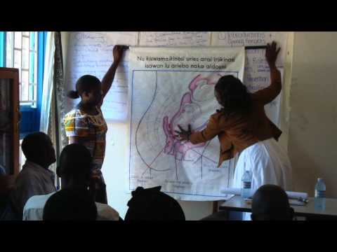MPH student helps improve women's health in Uganda