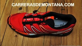 Salomon Wings Flyte 2 trail running shoes Análisis técnico por Mayayo @moxigeno