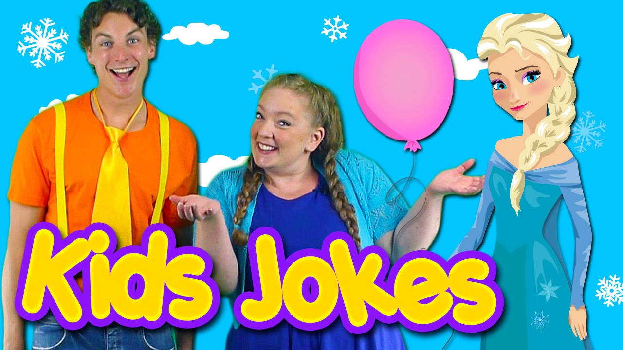Our 3 year old … 20 Kids Jokes Funny Jokes For Children Bounce Patrol Youtube