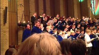 Halleluja fra Händels Messias i Christianskirken d. 3/12 2011